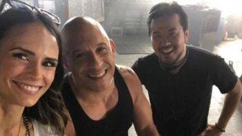 El director Justin Lin y Jordana Brewster vuelven a la saga.