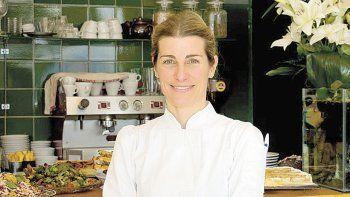 Pamela es una de las expertas pasteleras más prestigiosas del país.