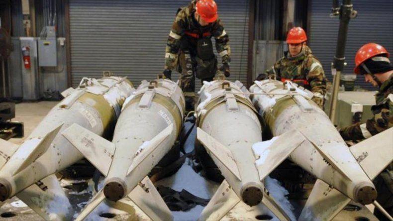 Armas nucleares tácticas (TNW