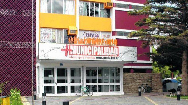 Municipales de Zapala paran y reclaman un aumento del 50%