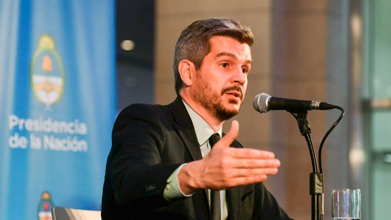 Marcos Peña: Celebramos la renuncia de Gils Carbó