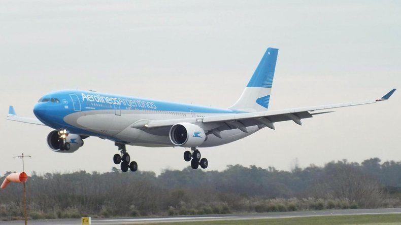 Aeronáuticos anunciaron un paro para el viernes 13 en todo el país