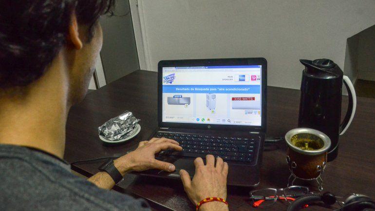 Cada vez más empresas llevan sus ofertas a la venta online.