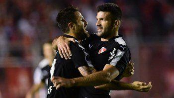 Independiente ganó y pasó a las semis de la Copa Sudamericana