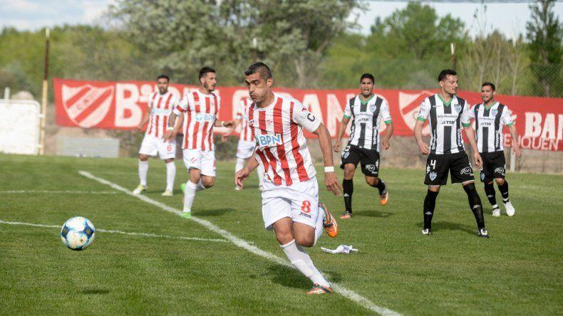 El capitán hizo fútbol y se sintió muy bien. Espera estar frente a Mitre.