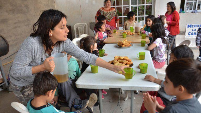 Provincia aumenta las partidas para comedores escolares un 30%
