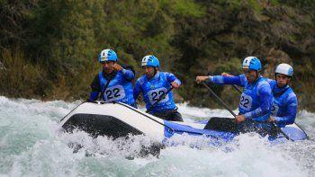 La aventura en su máxima expresión por los ríos cordilleranos.