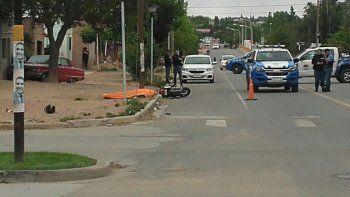 El cuerpo de Martín Epulef apareció en una de las avenidas de Cutral Co.
