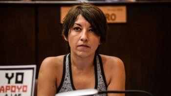 patricia jure quiere ser candidata a diputada provincial