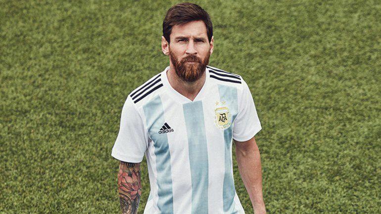 Rusia 2018| Llegó Messi a la Argentina