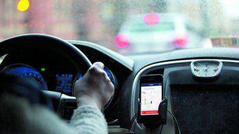 Así funciona Uber: ¿Lo preferís en lugar del taxi?