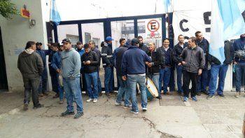 Sin atención en Camuzzi por un paro de 24 horas