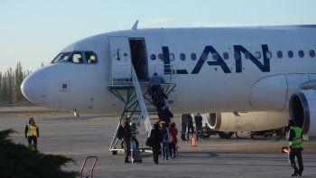 No afloja el furor por los vuelos Neuquén-Santiago