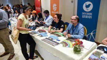 Cuatro regiones de Chile presentan su oferta turística en Neuquén