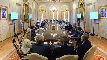 Evalúan un consenso fiscal para el Fondo del Conurbano