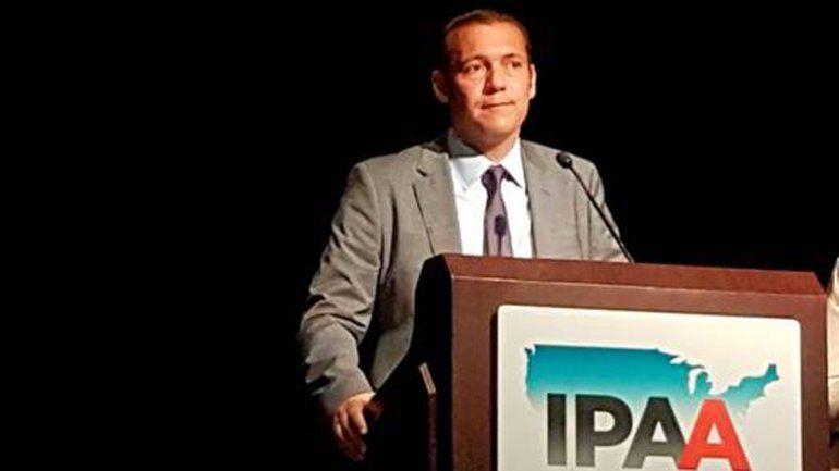 Gutiérrez habló de la cuenca neuquina ante petroleras independientes