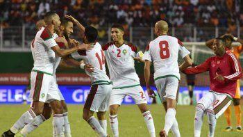 Marruecos y Túnez ya sacaron boletos para el Mundial