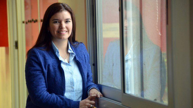 Vanina Merlo reemplazará a Gaido por la campaña
