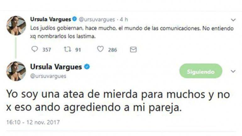 Polémicos tuits de Vargues: el duro mensaje de Fabián Doman