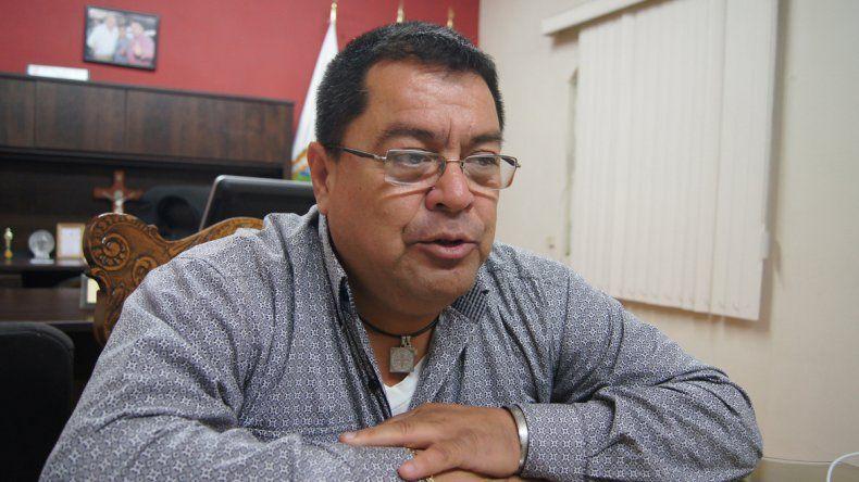 El intendente de San Buenaventura