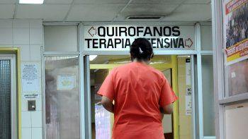 La terapia intensiva del Castro Rendón.