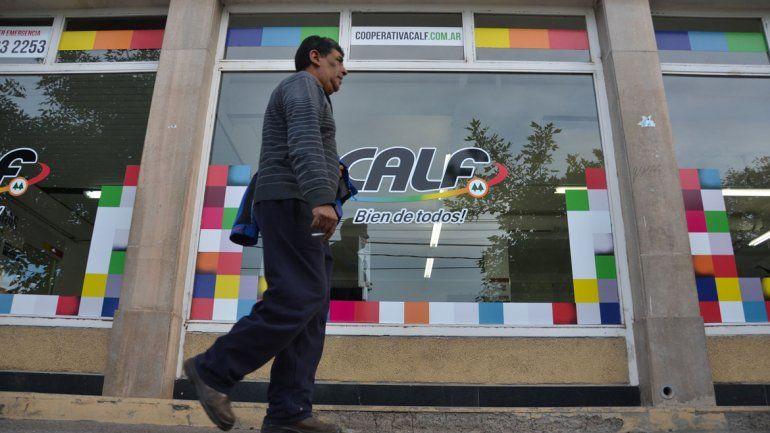 La cooperativa CALF tiene unos 86 mil asociados y atiende el servicio eléctrico concesionado de la ciudad.