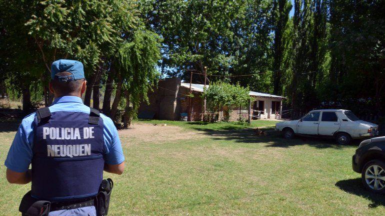 Brutal crimen: mataron a un chacarero a golpes en la zona rural de Senillosa