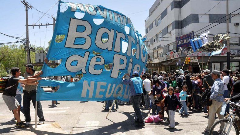 Barrios de Pie traslada el reclamo por garrafas de gas al Concejo Deliberante