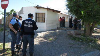 Atacaron la casa de los detenidos por el crimen de Islas Malvinas