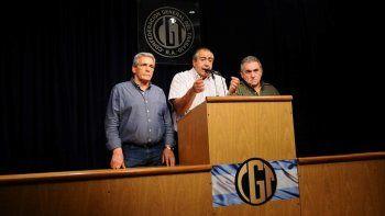 La CGT rechazó el decreto y espera para definir un paro