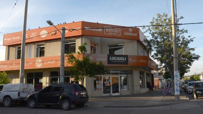 La firma Lucaioli se presentó en concurso de acreedores