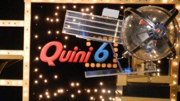 Un cipoleño se ganó más de $13 millones en el Quini 6
