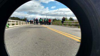 Mirá el mapa con las rutas bloqueadas en Neuquén