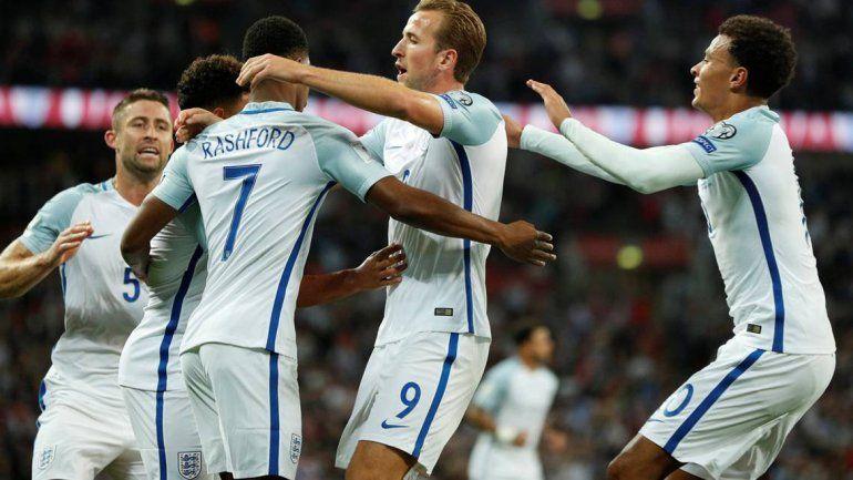 El original video con que Inglaterra presentó su lista para el Mundial