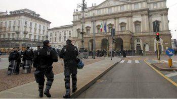 ¿preparaban un atentado multiple en ciudades italianas?