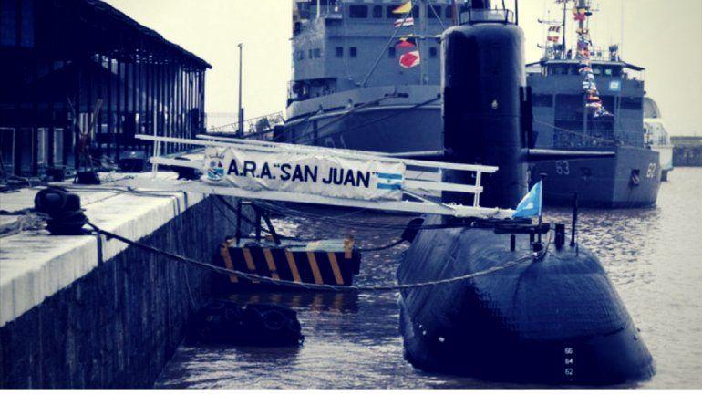 Los familiares de los tripulantes del ARA San Juan recibirán una irrisoria indemnización