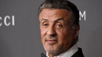 El representante de Stallone dijo que la historia era ridícula y falsa.