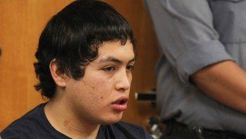 Brian Amaya fue condenado a 13 años de prisión efectiva.