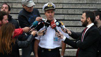 La Armada no descarta ninguna hipótesis