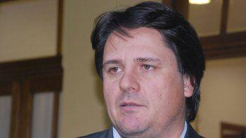 Mariano Gaido, ministro de Gobierno de la provincia.