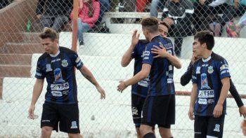Rincón empató 2 a 2 en Río Gallegos y es semifinalista