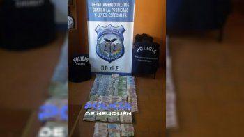 megaoperativo: secuestran 420 mil pesos y 3 autos por un robo en comodoro rivadavia