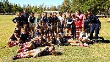 En el Neuquén Rugby Club se realizó la 15ª edición del tradicional encuentro infantil.