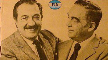 Afiche de campaña de la fórmula presidencial Alfonsín-Martínez en 1983.