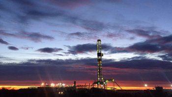 Fortín de Piedra. La petrolera del grupo Techint ya es una actor de peso en Neuquén. También generó empleo en la construcción y otros servicios.