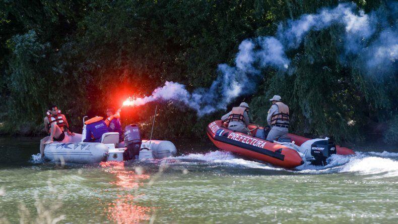 ¿Y si hay un derrame de petróleo en el río Neuquén?