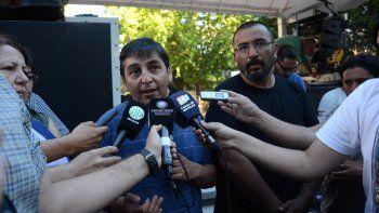ATE denunció persecución judicial contra sus dirigentes