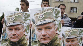 El ex comandante del ejército serbobosnio fue juzgado por el Tribunal Penal internacional de La Haya.