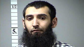 Es la intención del Tribunal de Nueva York con respecto al uzbeco Saipov.