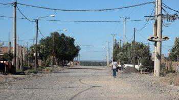 El robo ocurrió en un sector del barrio Bella Vista de Centenario.